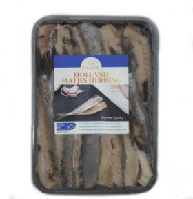 800g Holland Matjes Herring