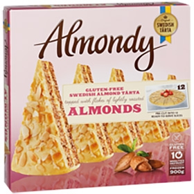 Roasted Almonds 12 slices