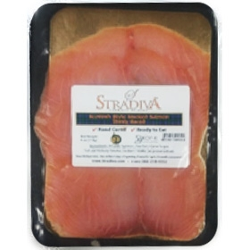 Scottish Style Smoked Salmon