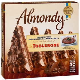 Toblerone 12 slices